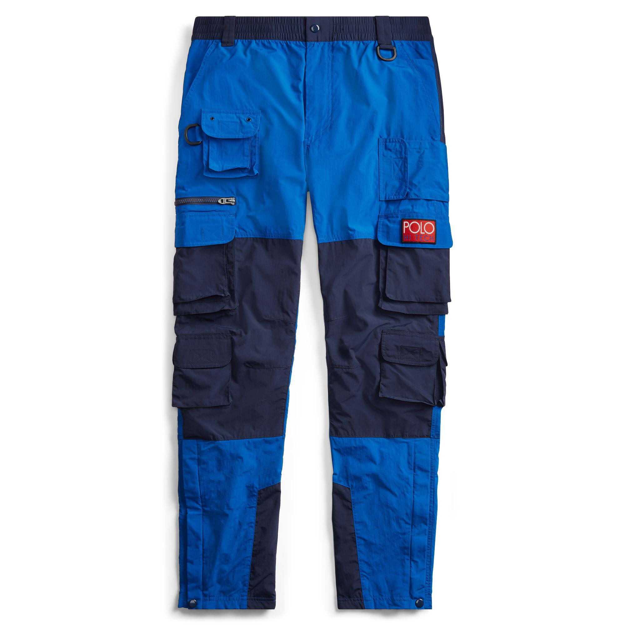 Solid Trunk RACER Blue POLO Ralph Lauren Uomo Short Pant