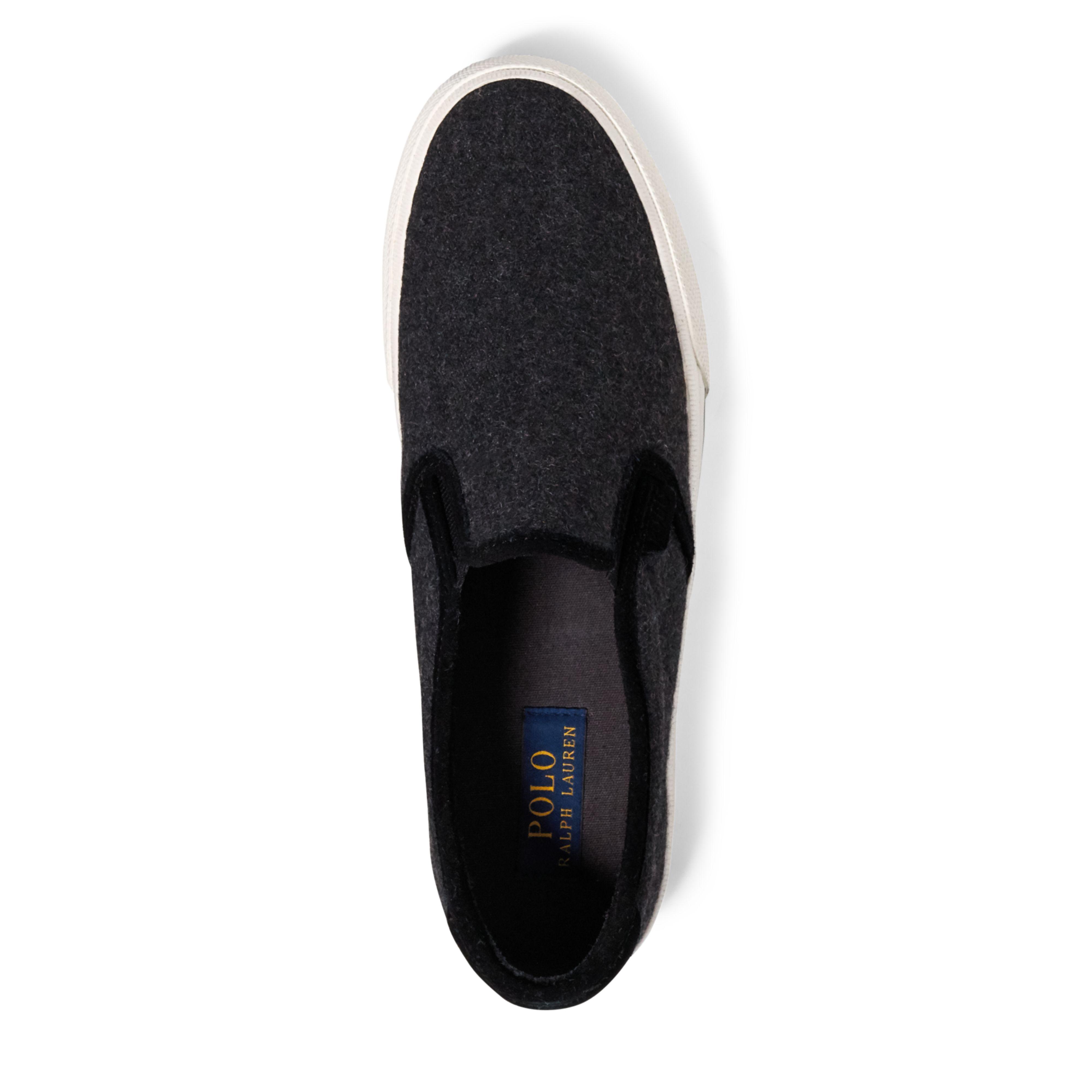 0019cb6fa0 Polo Ralph Lauren Multicolor Vaughn Flannel Slip-on Sneaker for men
