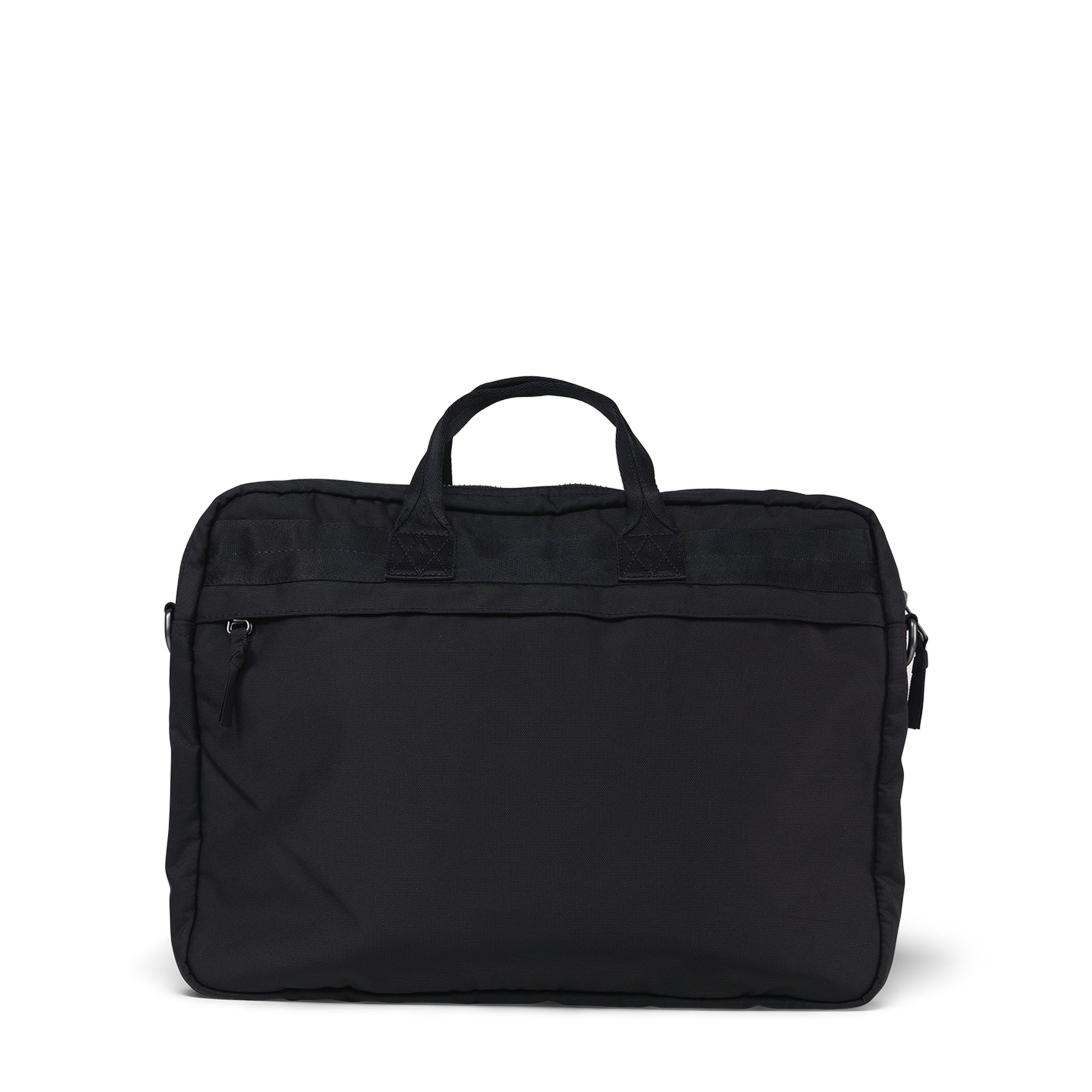 c0e0fd78e1 Lyst - Polo Ralph Lauren Nylon Military Briefcase in Black for Men