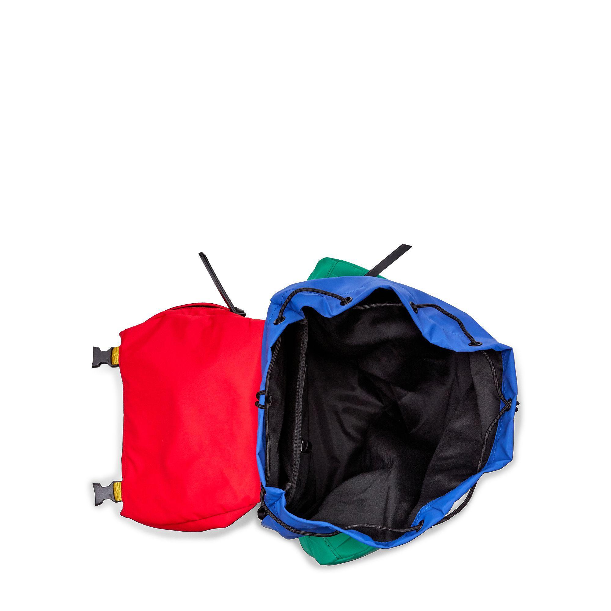 18d2bf03ba7f Lyst - Polo Ralph Lauren Hi Tech Backpack in Blue for Men