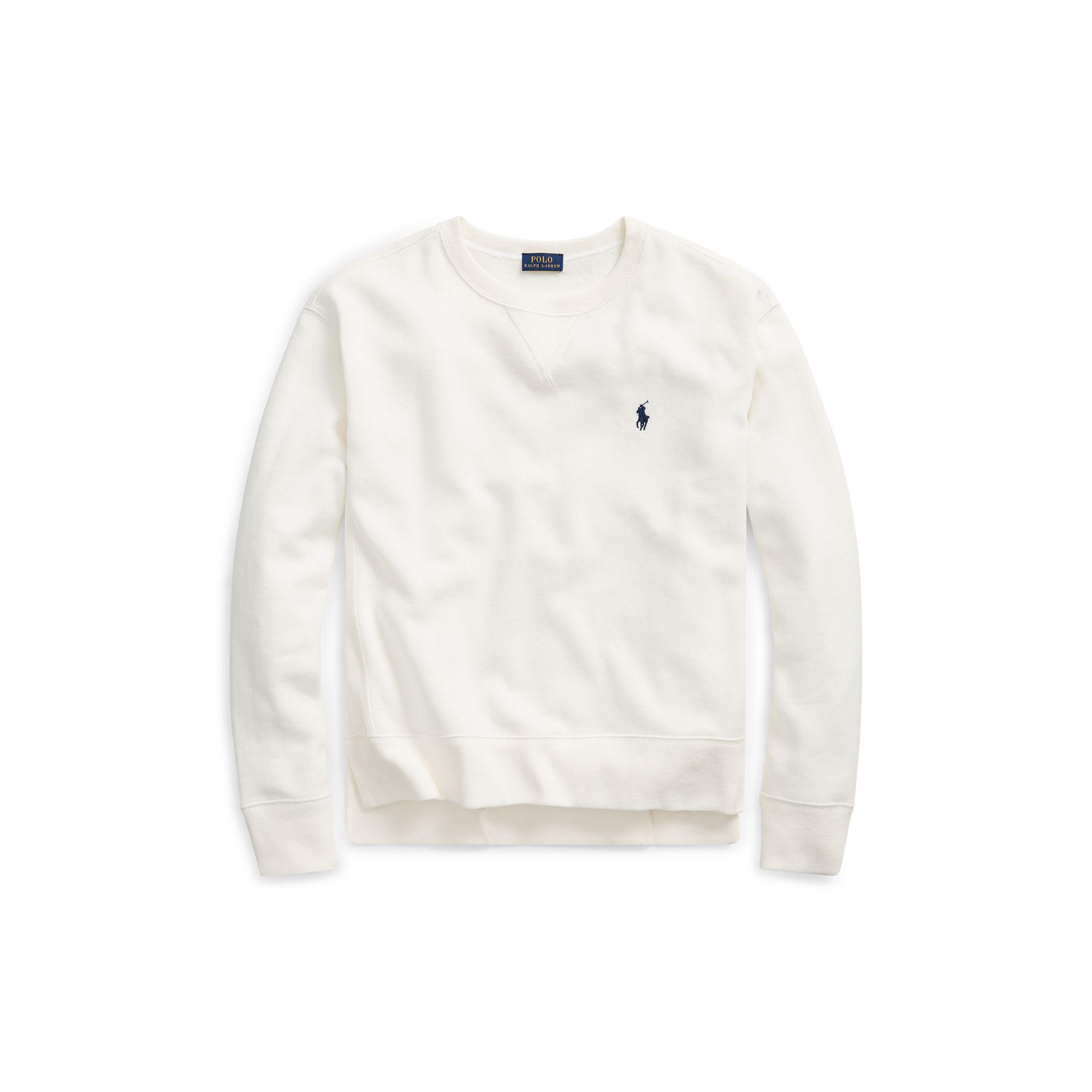 Schönheit 2018 Schuhe attraktiv und langlebig Lightweight Fleece Sweatshirt