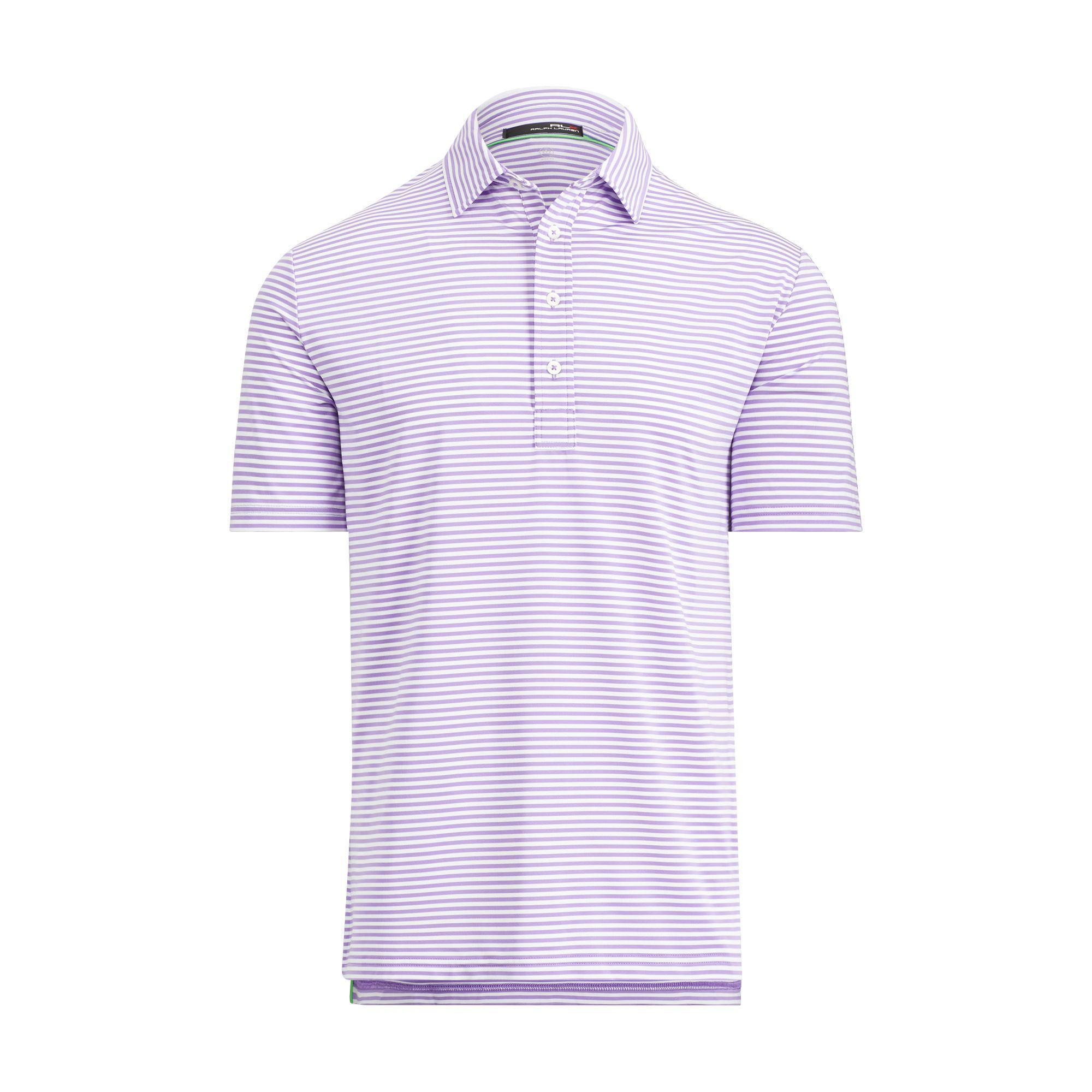 80012e2d987 Lyst - Ralph Lauren Active Fit Performance Polo in Purple for Men