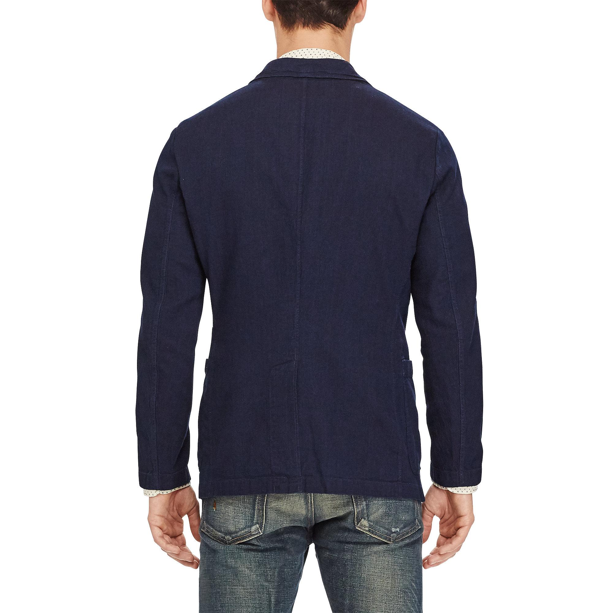 Indigo Jeans For Men