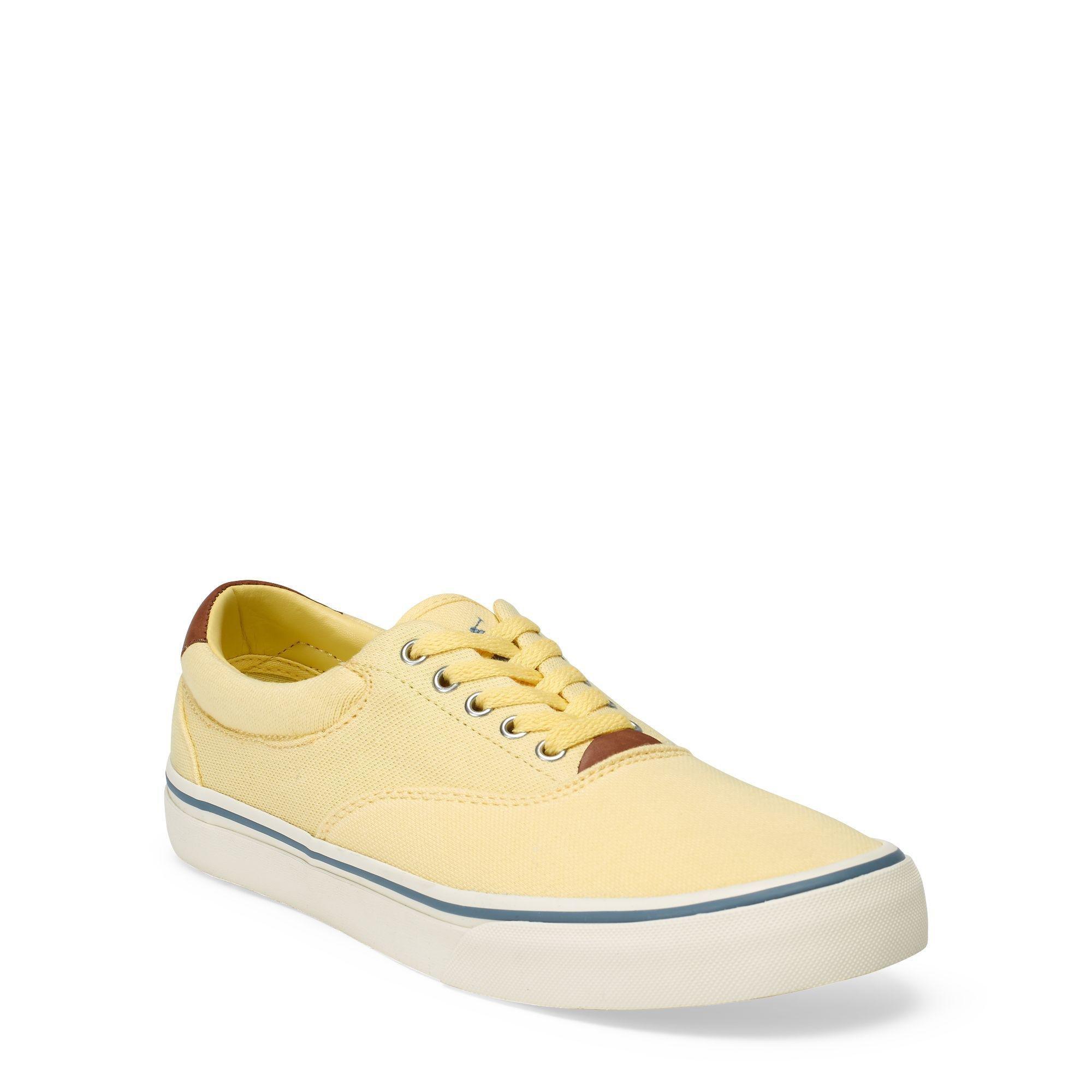REVENGE PLUS - Sneaker low - banana/white QyVEAOAZ6l