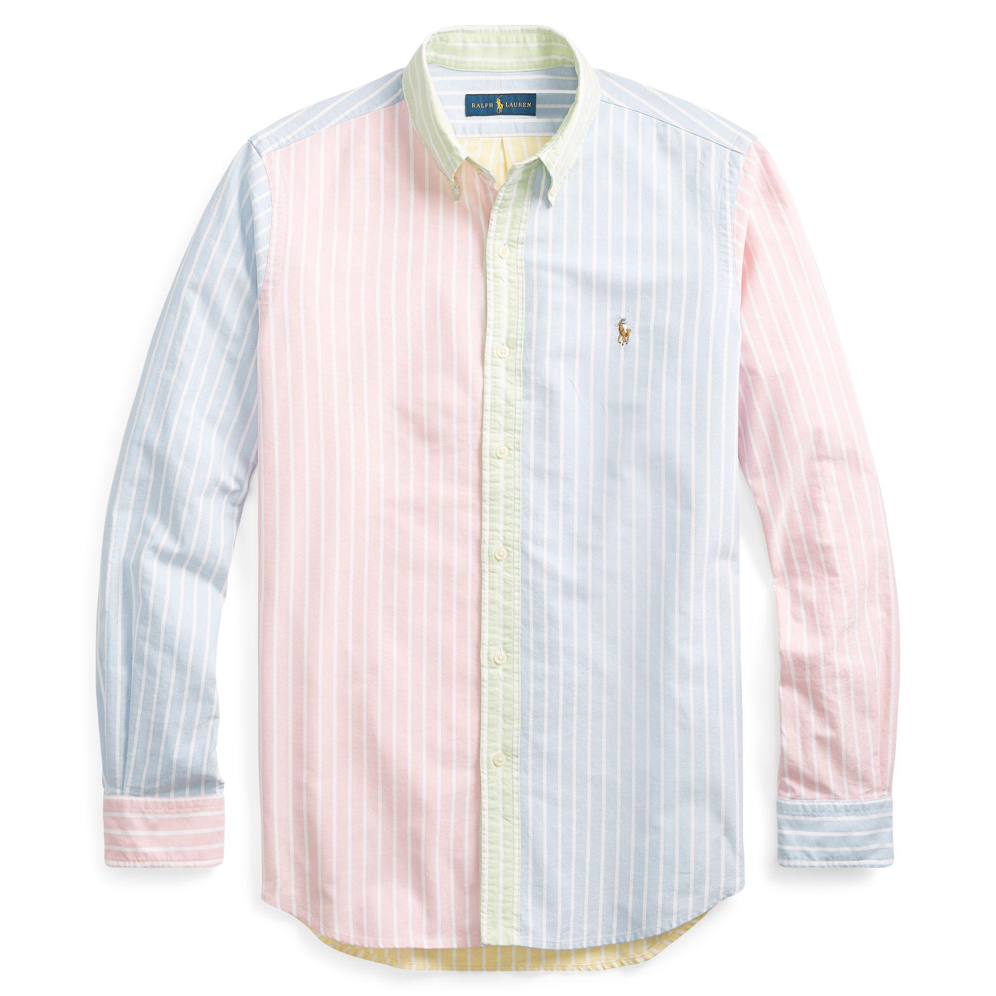 Men For Polo Lyst Shirt Iconic Fun Oxford Ralph Lauren The 5lJcTF1uK3
