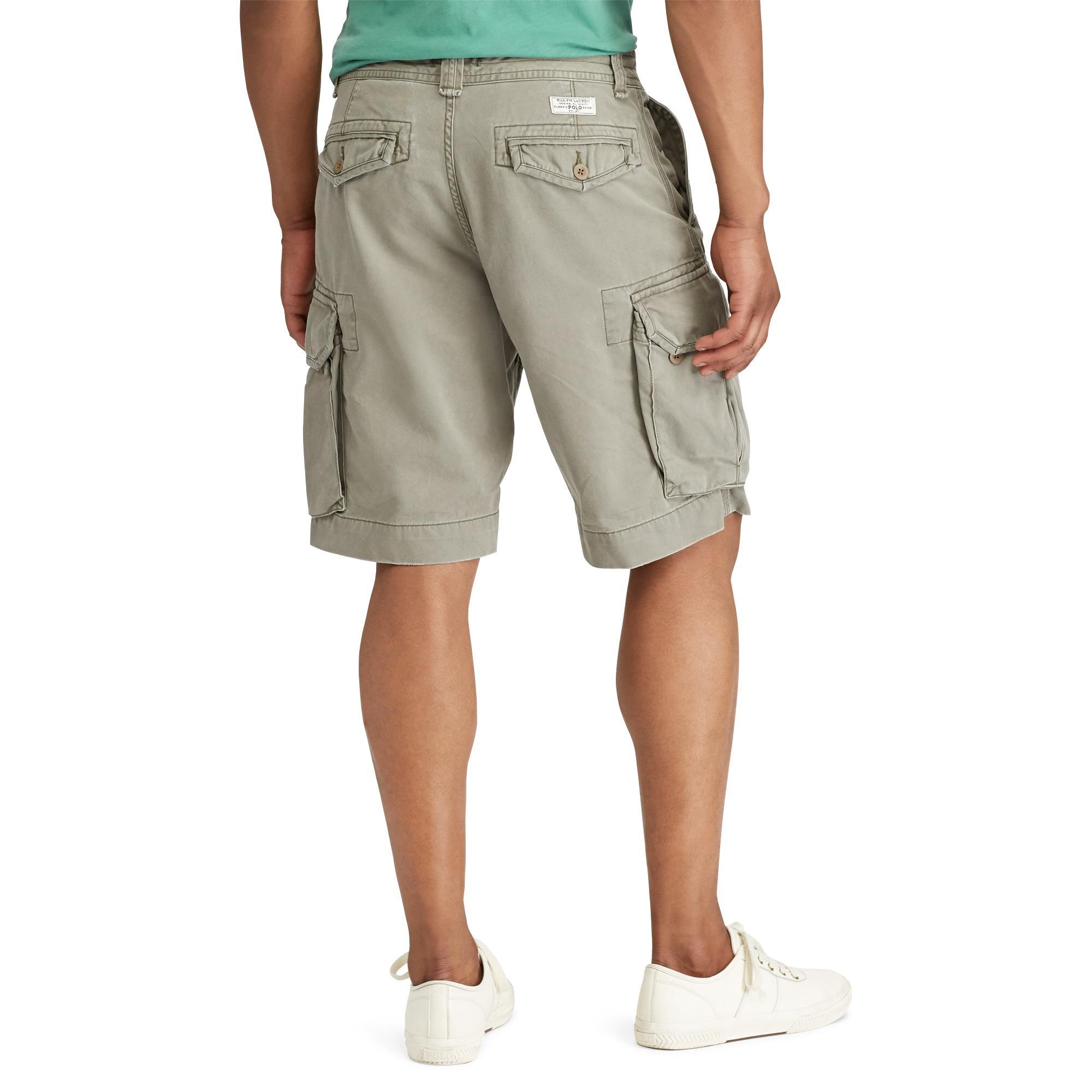Gellar Cargo Men's Green Classic Short vN0m8wOn