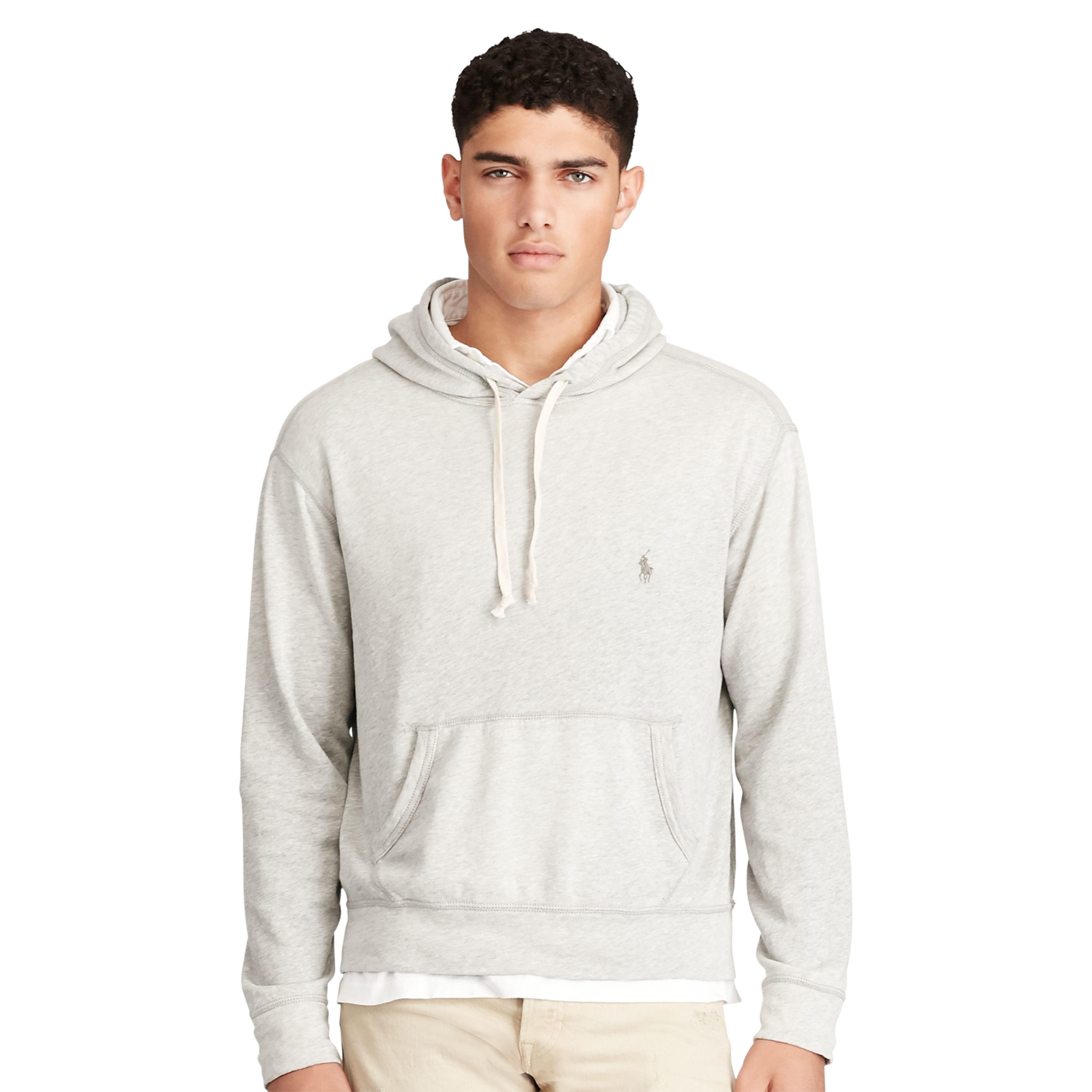 6022b0462a6c Polo Ralph Lauren Mens Cotton Spa French Terry Sweatshirt
