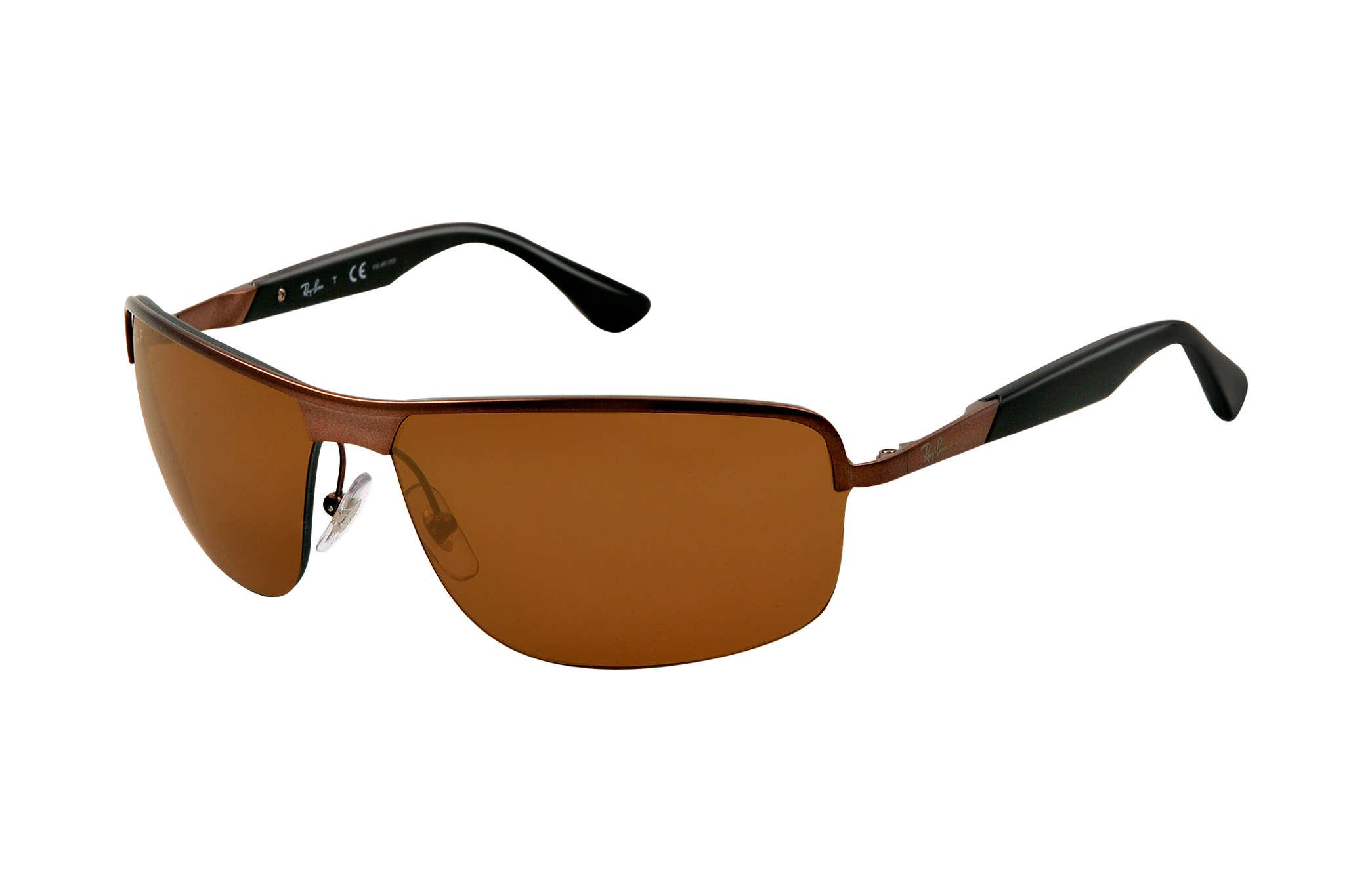 ff5e411713 Ray-Ban Rb3510 in Brown for Men - Lyst