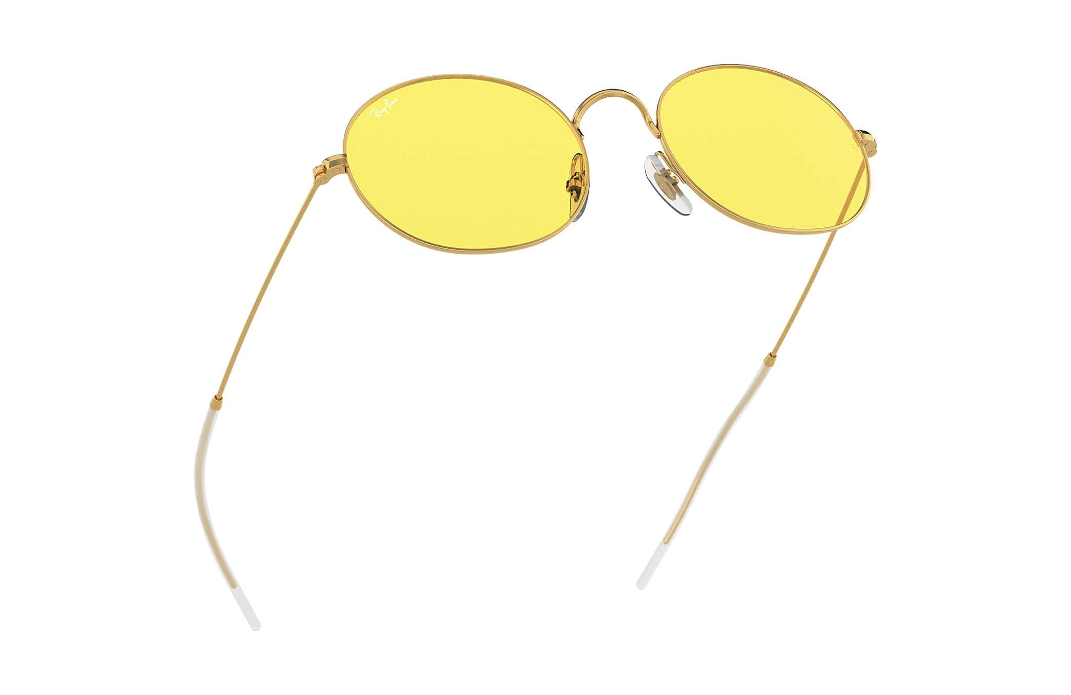 d332f05b93 Lyst - Ray-Ban Beat Festival Edition in Yellow