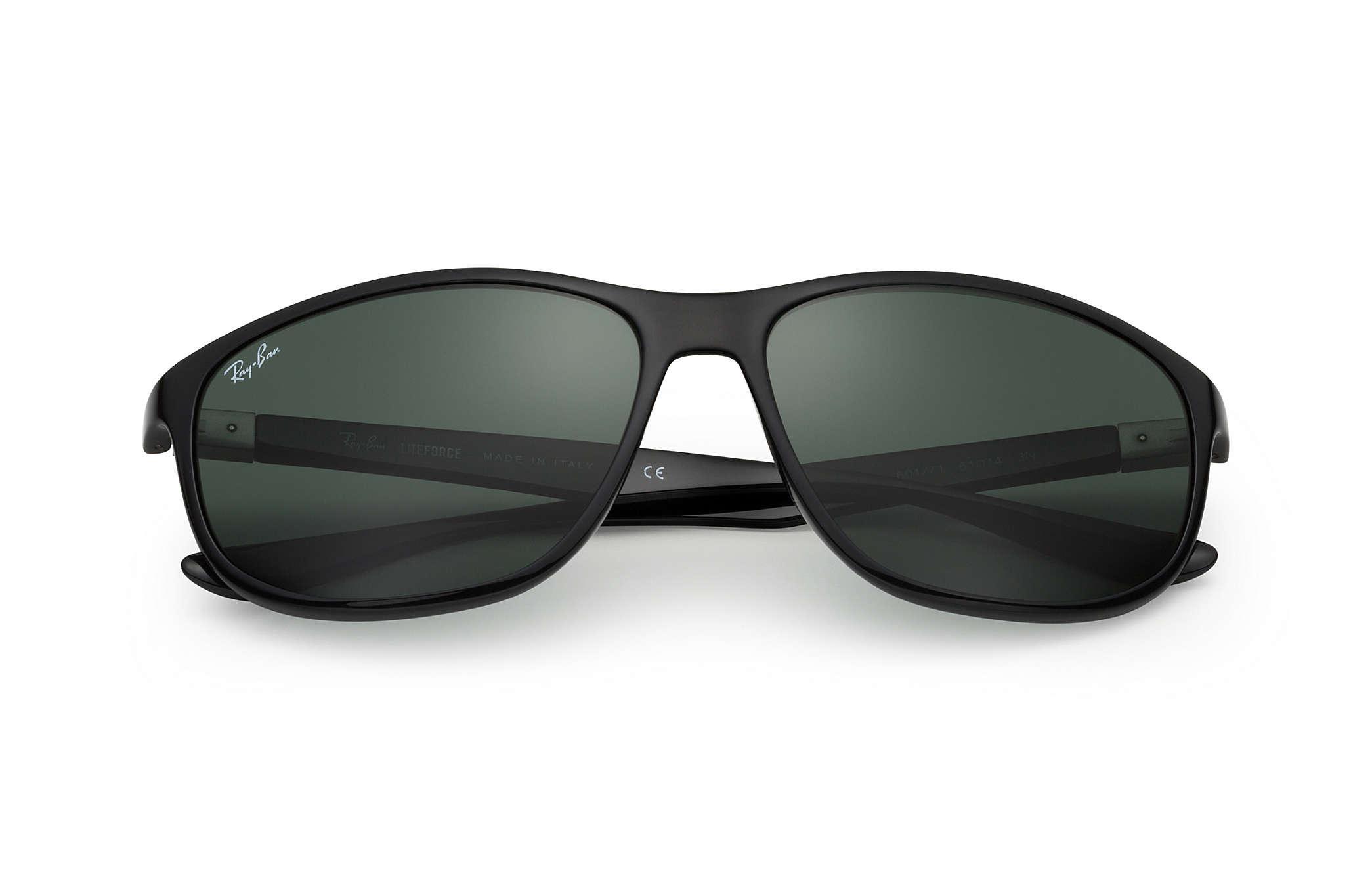78407decb11 Ray-Ban - Black Rb4213 for Men - Lyst. View fullscreen