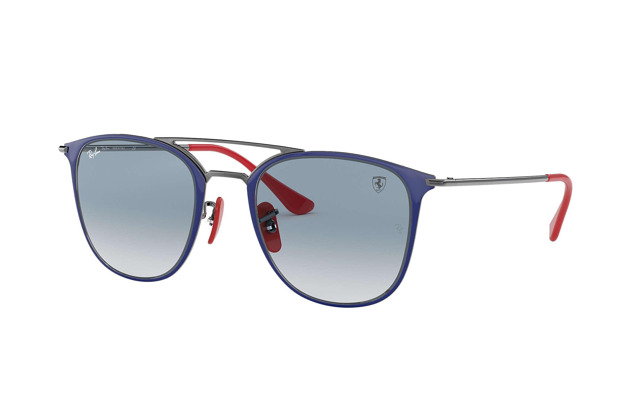 e046f358b0 Ray-Ban Scuderia Ferrari Collection Rb3601m in Blue for Men - Lyst