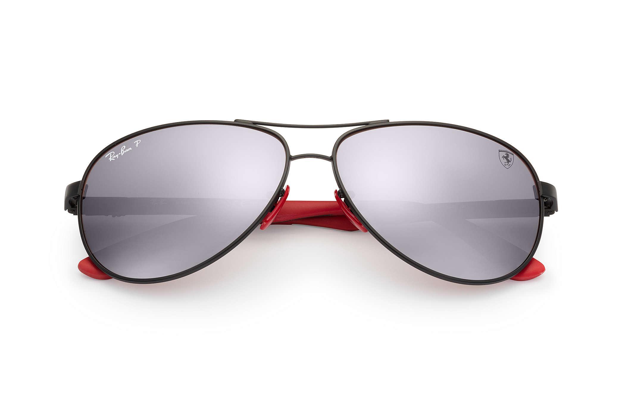 9041e7fccc Ray-Ban Rb8313m Scuderia Ferrari Collection in Black for Men - Lyst
