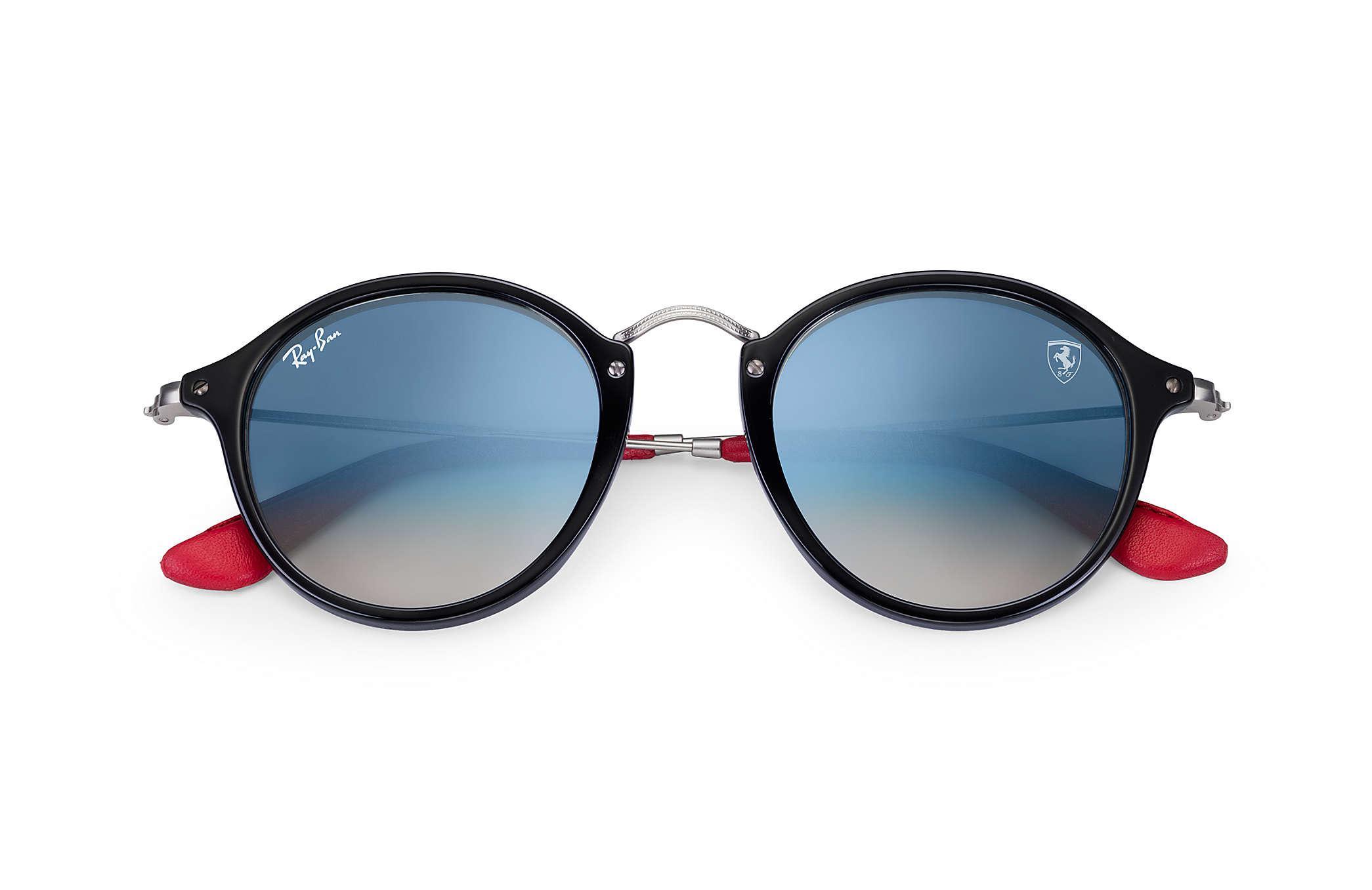 07fb3036ed1 Ray-Ban - Blue Rb2447nm Scuderia Ferrari Collection - Lyst. View fullscreen