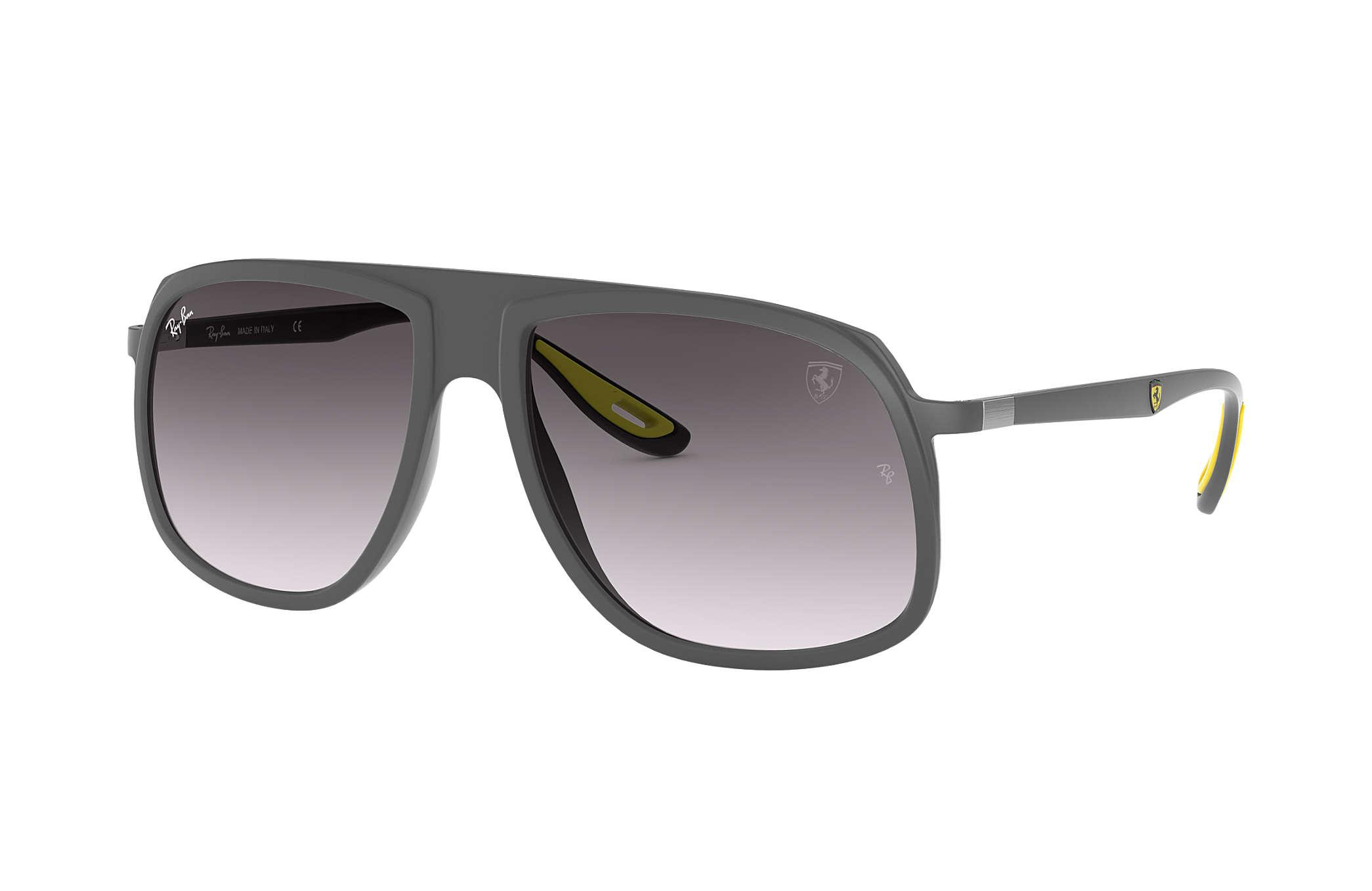 89d0603ce0 Ray-Ban Scuderia Ferrari Collection Rb4308m in Gray for Men - Lyst