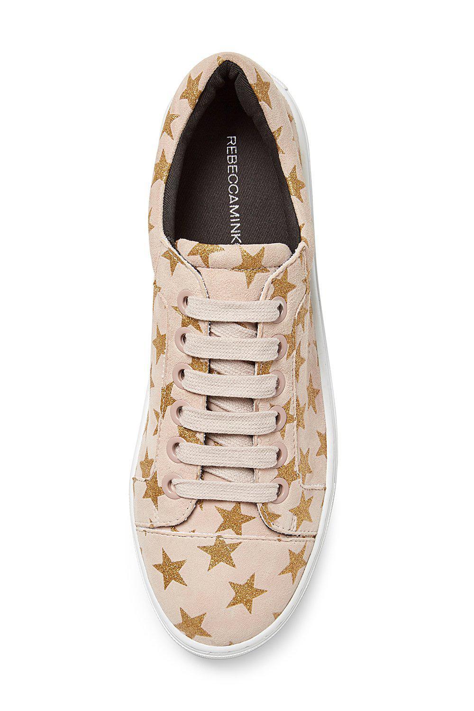 Rebecca Minkoff Leather Nadia Sneaker