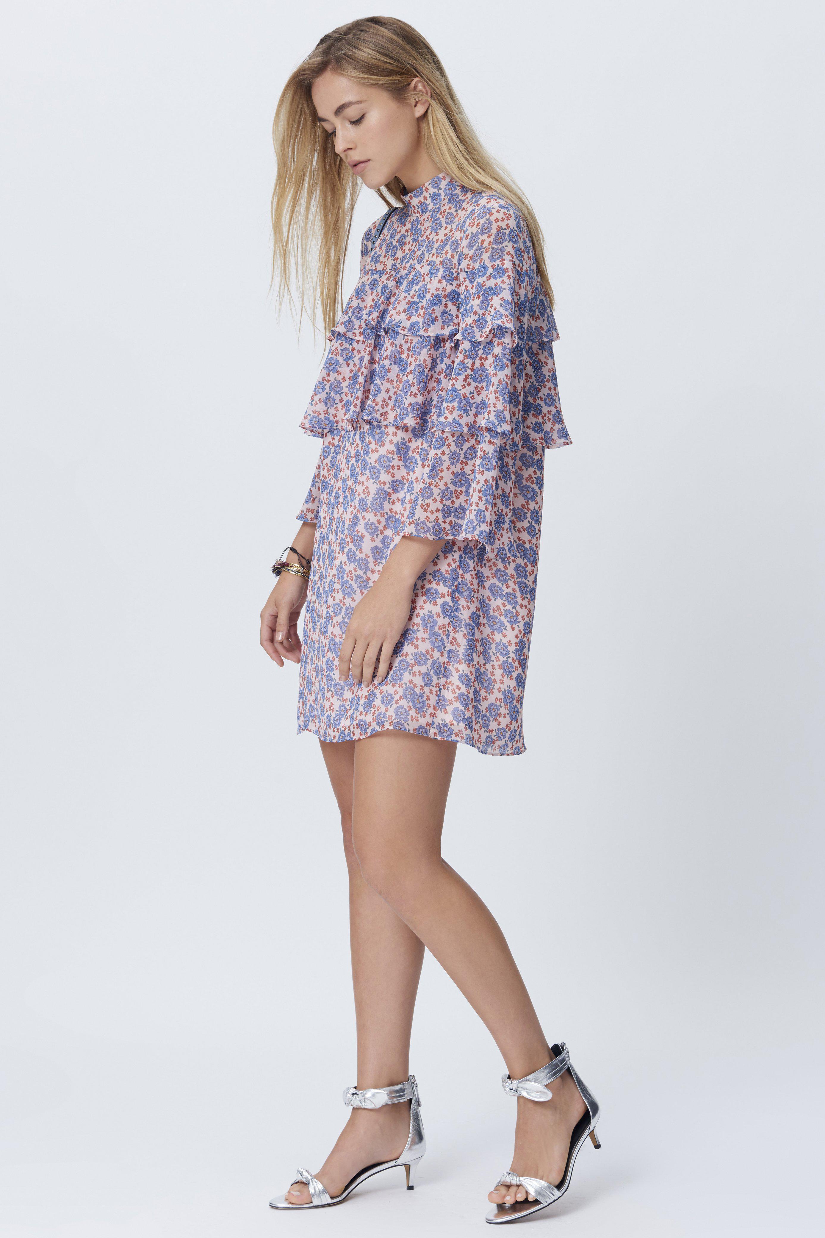 Rebecca Minkoff Pink Darcy Dress