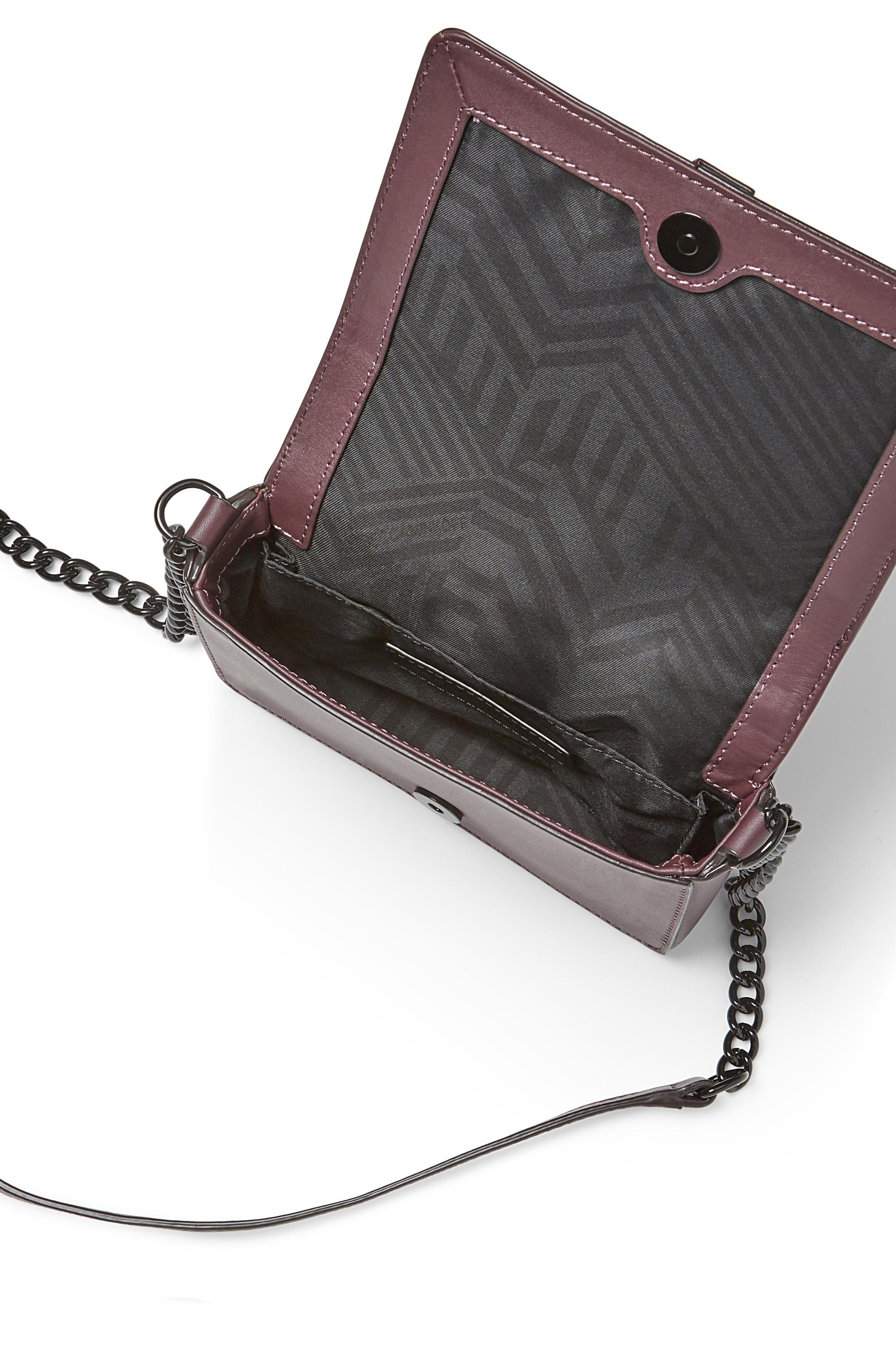 Rebecca Minkoff Leather M.a.b. Flap Crossbody