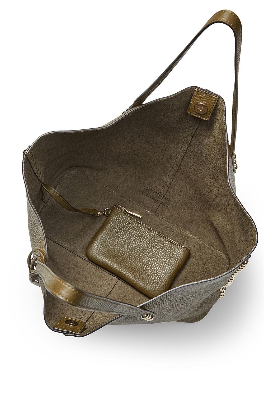 Rebecca Minkoff Leather Medium Unlined Tote Bag