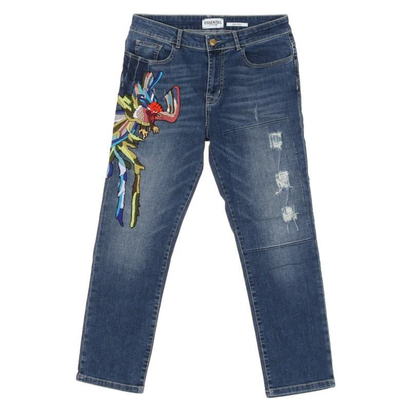 Essentiel Antwerp Denim Jeans in Blau 1Gkhq