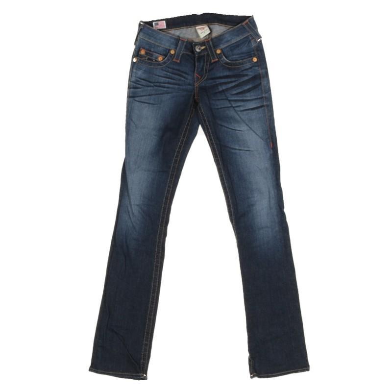 True Religion Denim Jeans in Blau p4ut8