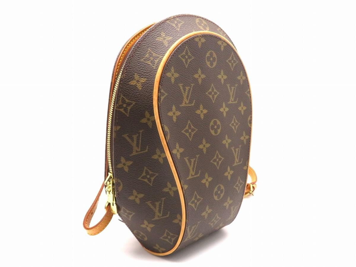 d263bd3dbc47 Lyst - Louis Vuitton Monogram Elipse Sac Add Backpack Brown 4705 in ...