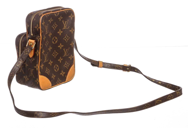 2a9c00dc5d1a Lyst - Louis Vuitton Monogram Canvas Leather Amazone Crossbody Bag ...