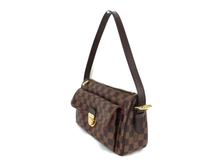 be91dfb9cb59 Lyst - Louis Vuitton Ravello Gm Shoulder Hand Bag N 60006 Damier ...