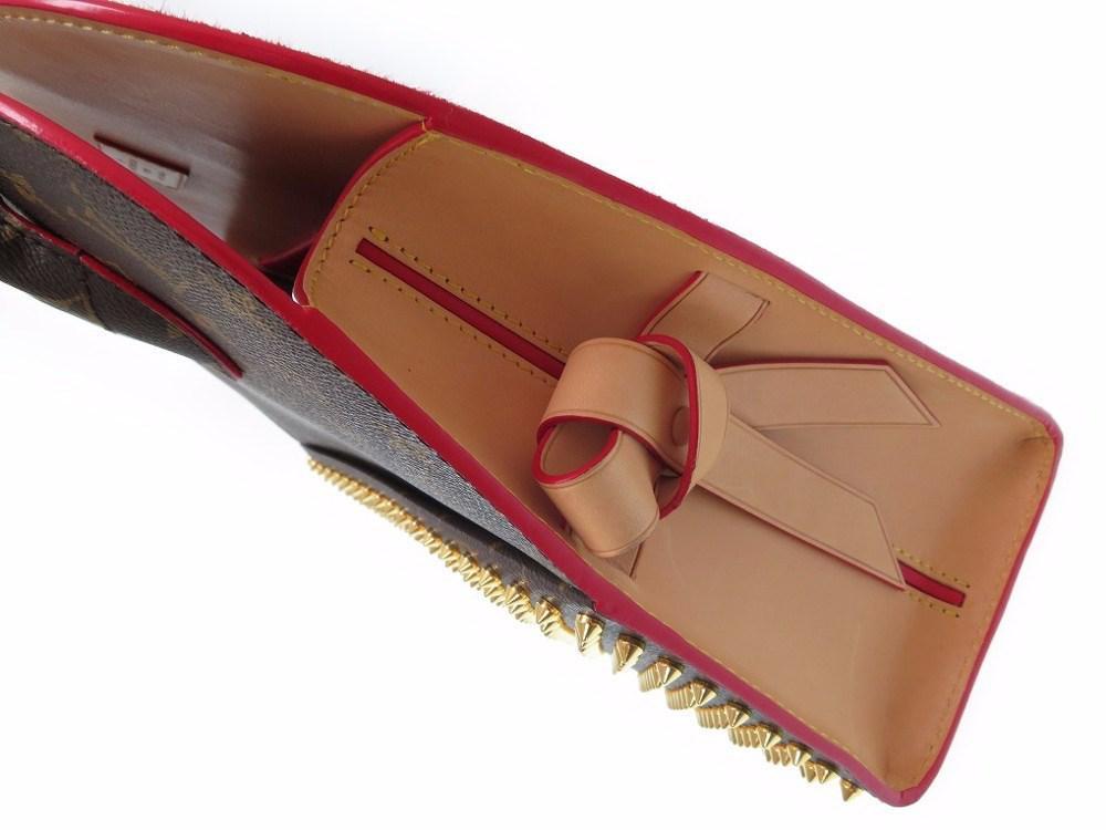 555623328bb Louis Vuitton M 41234 X Christian Louboutin Aikonoclasttote Bag Brown  Monogramcanvas Lv 0182