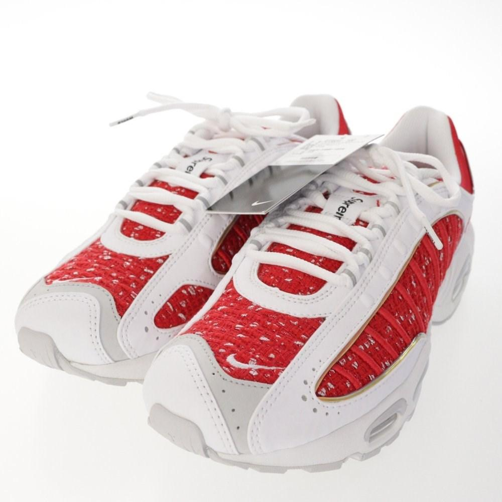 san francisco 20805 b69c6 Men's Red Unused Nike / Nike Air Max Tailwind Iv / S Low Cut Sneaker Shoes  Airmax Tail Window /b190502■287574
