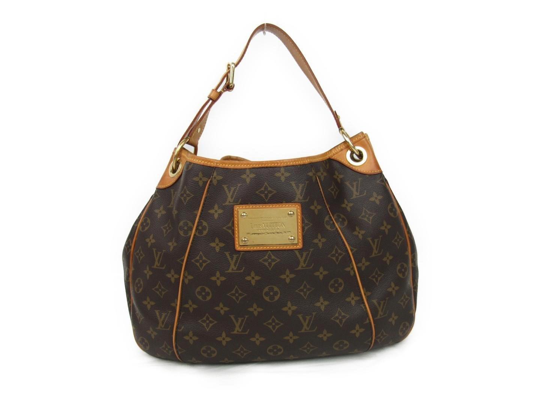 06c9691f555 Louis Vuitton Brown Galliera Pm Shoulder Bag Monogram Canvas M56382