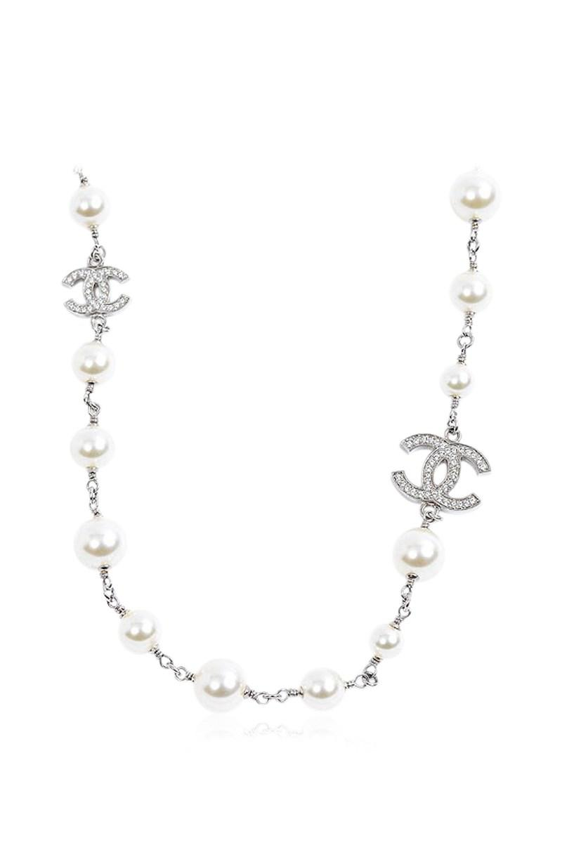 03b8fc0ba Coco Chanel Fake Jewelry The Best Photo Vidhayaksansad Org. 2018 New  Arrival Chanel Moon Star Pendant Necklace Swarovski Rhinestone Metal ...