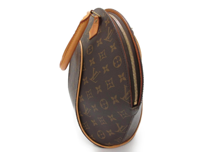 66b56a9dd7d Lyst - Louis Vuitton Ellipse Mm Hand Tote Bag M51126 Monogram Canvas ...
