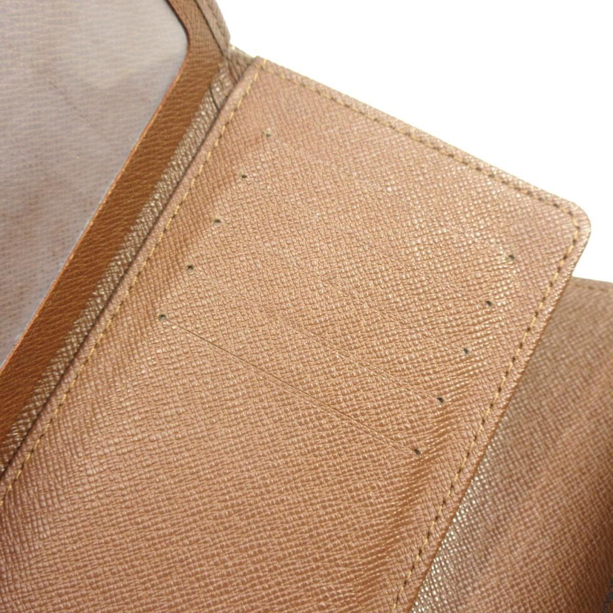 first rate fa84e 65f32 Women's Brown Auth Portefeuille Alexandra Wallet M60047 Monogram Canvas