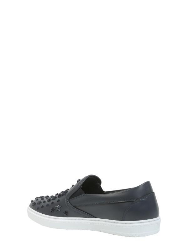 Black Suede Grove Mini Star Sneakers Jimmy Choo London fGQbe