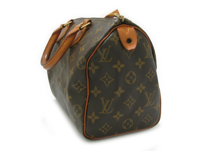 Lyst - Louis Vuitton Speedy 25 Boston Hand Bag Monogram Canvas ... 12cc75102f