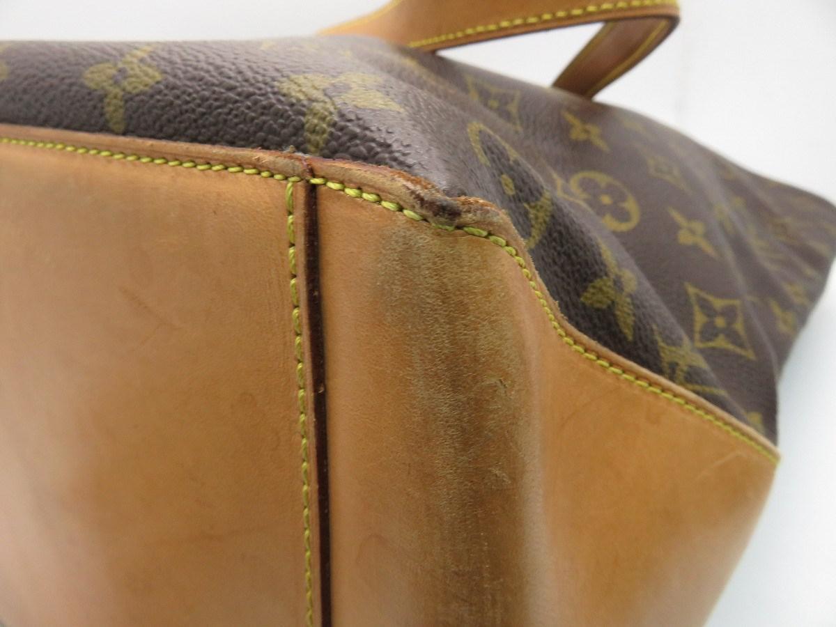 ee3d40047f14 Lyst - Louis Vuitton Lv Cabas Alto Tote Bag M51152 Monogram Brown ...