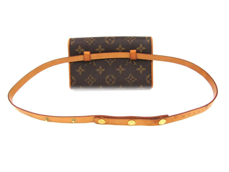 17117425a4a17 Louis Vuitton Pochette Florentine Waist Bag Belt Monogram Canvas ...