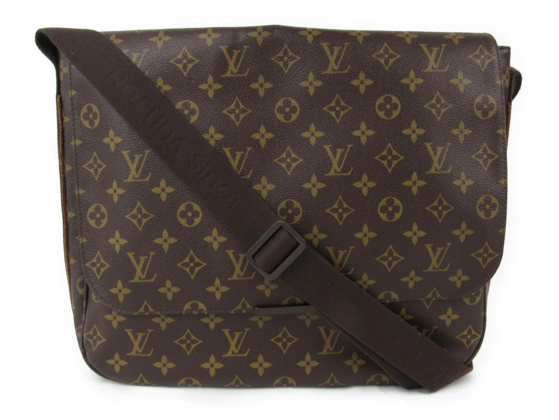 5c5976b2a3 Louis Vuitton Brown Messenger Beaubourg Mm Shoulder Bag Monogram Canvas  M97038
