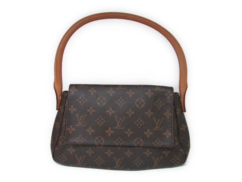 Louis Vuitton Women S Mini Looping Shoulder Bag