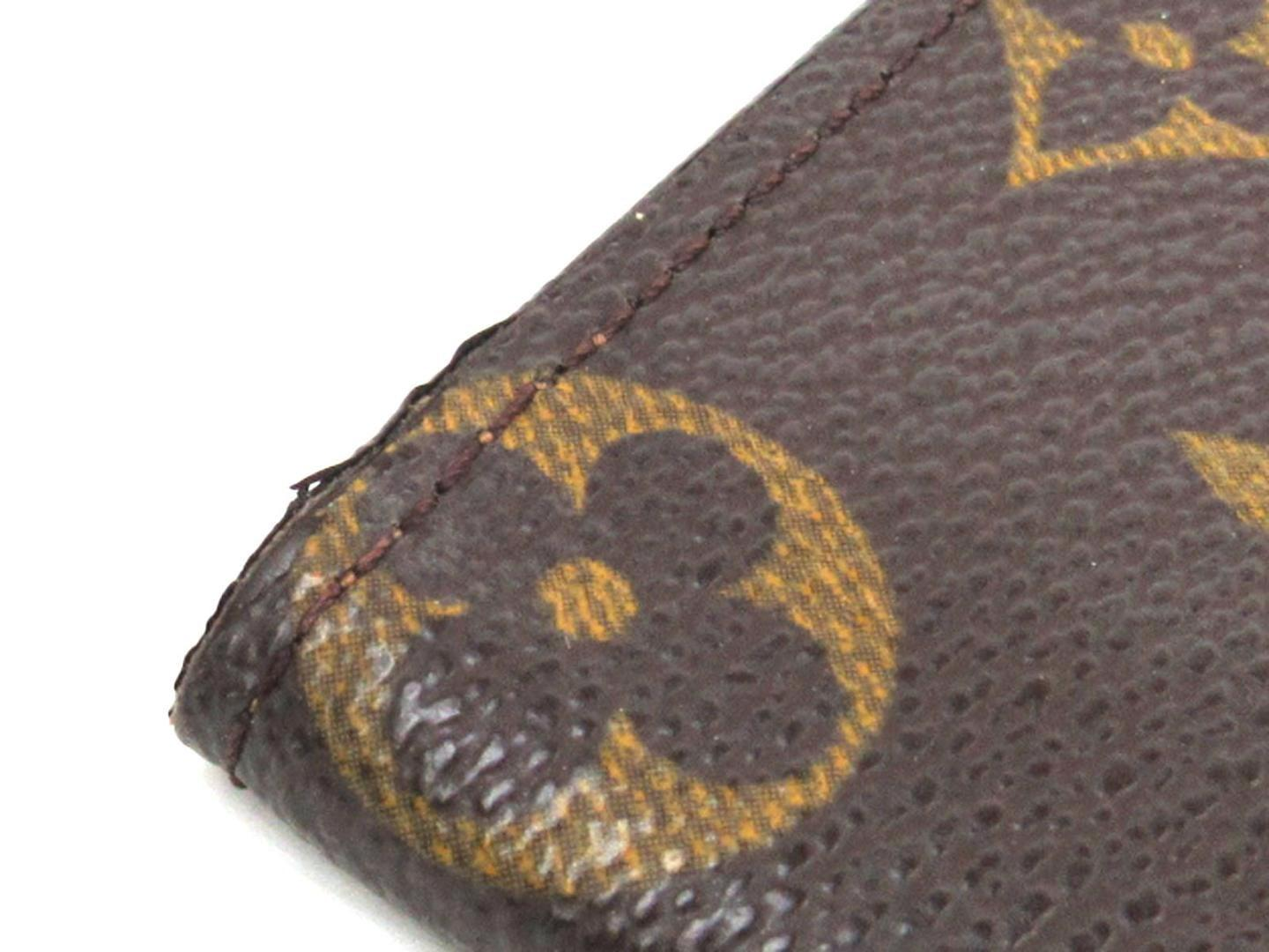 Lyst Louis Vuitton Portecartes Credit Long Wallet Monogram Canvas - Porte carte credit