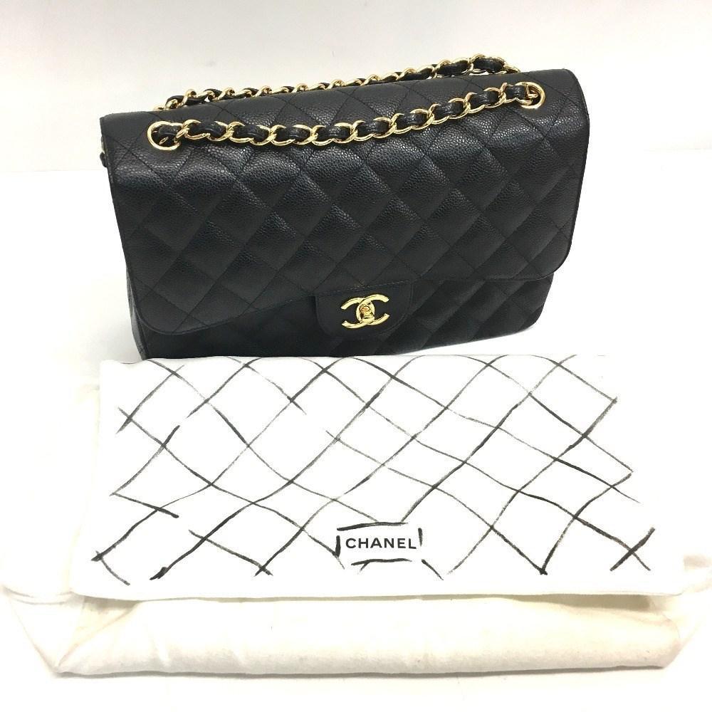 705942d832b6 Lyst - Chanel Deca Matelasse 30 Double Chainshoulder Shoulder Bag ...