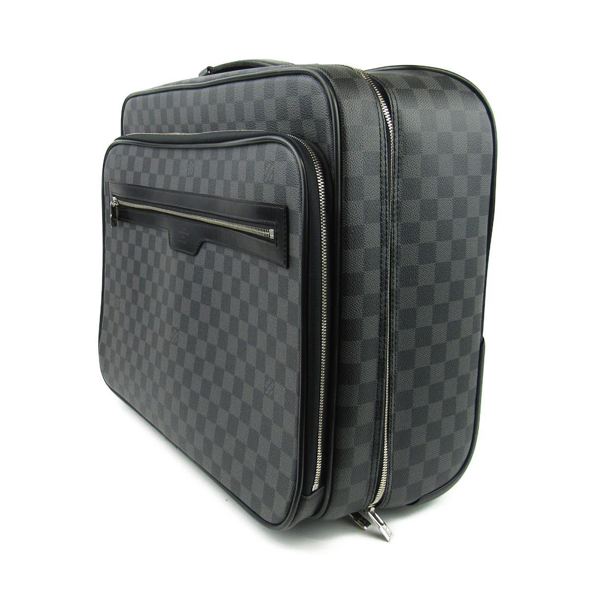 1b2188c0323 Lyst - Louis Vuitton Pilot Case Roller Travel Bag N23206 Damier ...