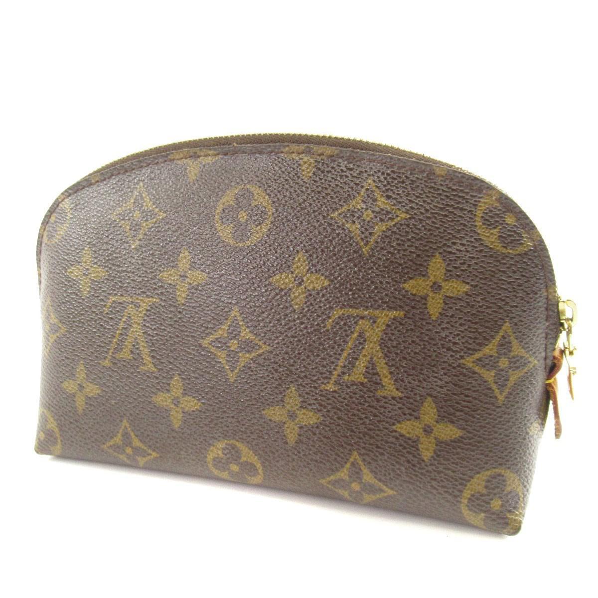 819ea716e0fa Lyst - Louis Vuitton Monogram Canvas Cosmetics Pouch M47520 Truth ...