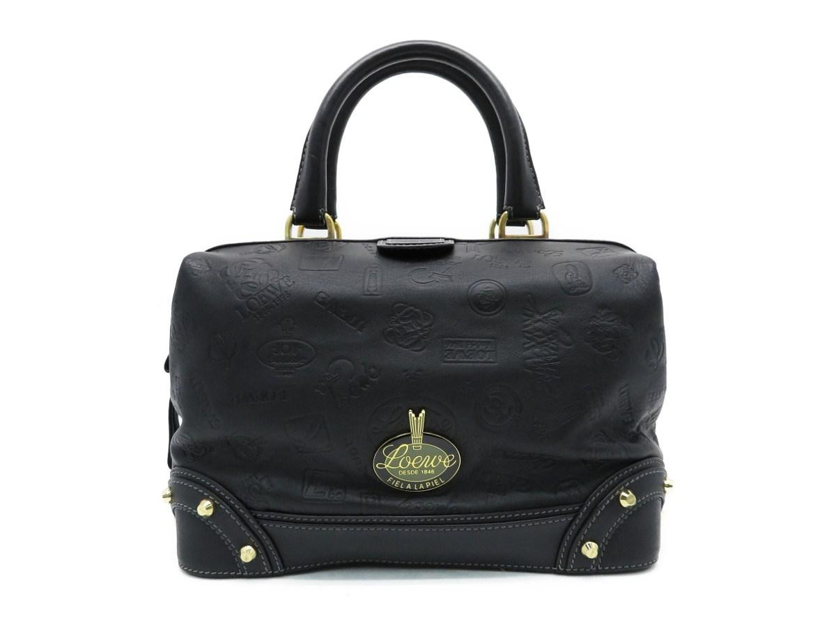 Linda Farrow Pre-owned - Black Leather Handbag soE8UmS