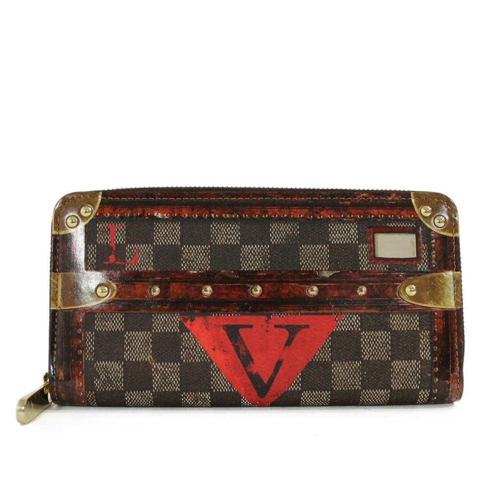 Louis Vuitton. Women s Brown Damier · Ebene · Zippy Wallet 2018-19 Aw ... adb51895fae
