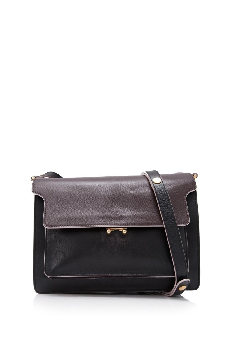 Pre-owned - Metallic Leather Handbag Marni Tf91id8F2