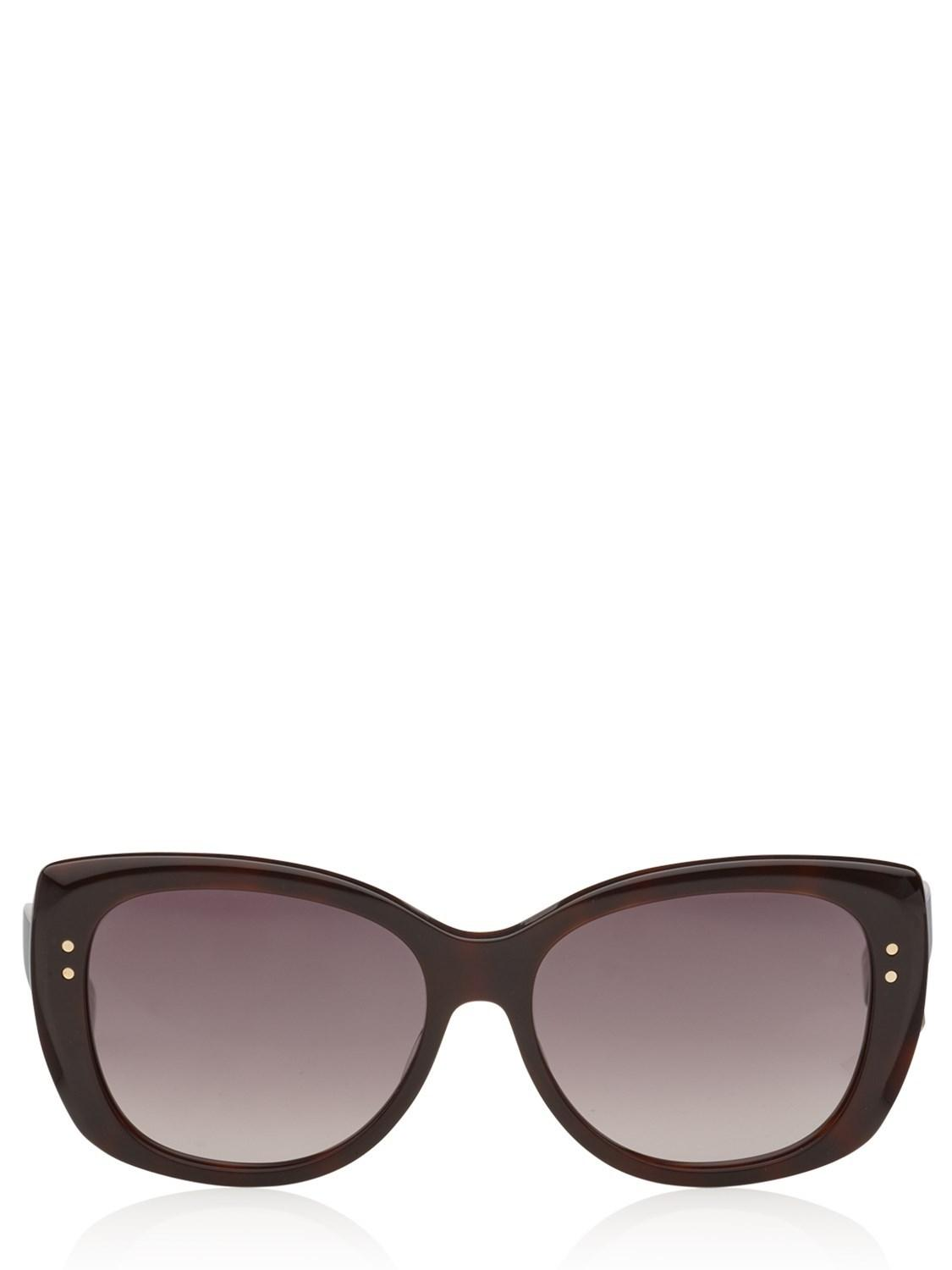 0e55d4500e05 Lyst - Marc Jacobs Sunglasses Dark Brown Marc 121 f s in Brown