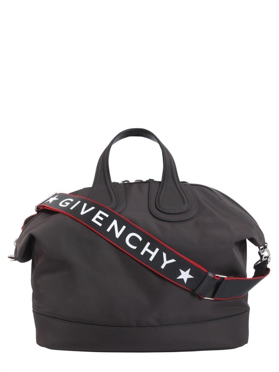 c58742641e Givenchy - Gray Nightingale Handbag for Men - Lyst. View fullscreen