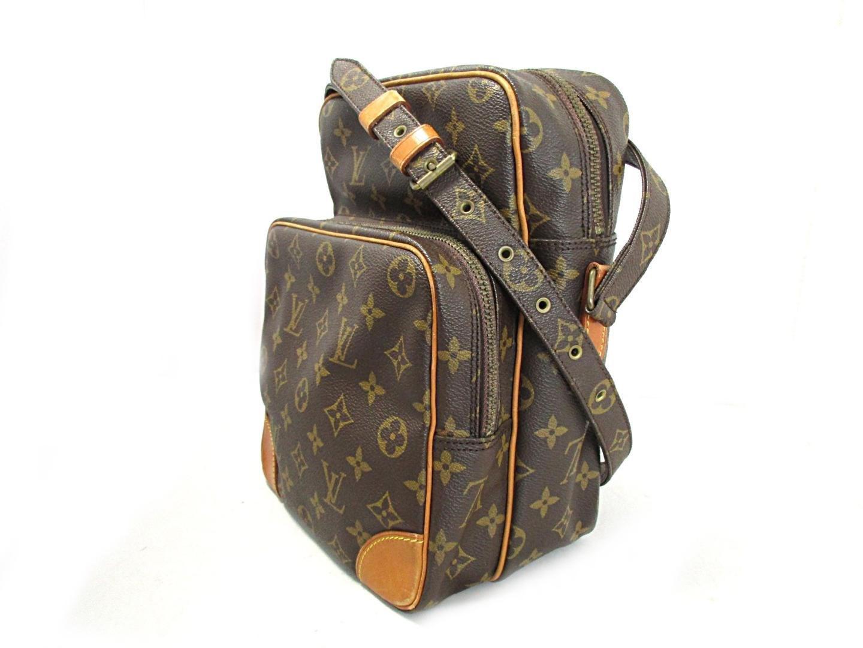 cce51b23bff8 Lyst - Louis Vuitton Amazon Gm Shoulder Bag Monogram Canvas M45232 ...
