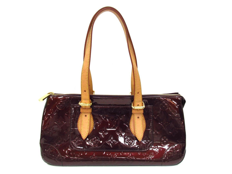 a62c0998cafc Lyst - Louis Vuitton Rosewood Avenue Shoulder Hand Bag Vernis ...